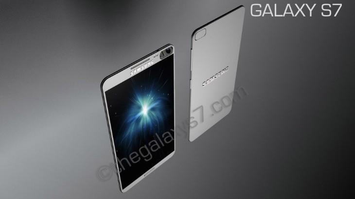 Galaxy S7 rumors