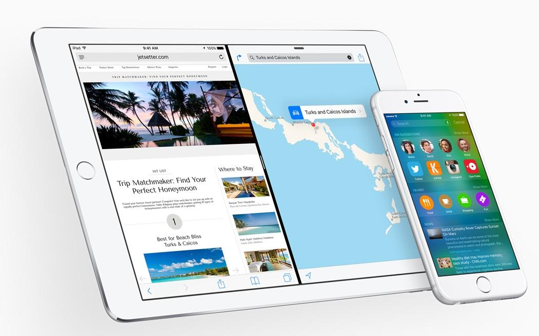 Installare iOS 9 Beta iPhone