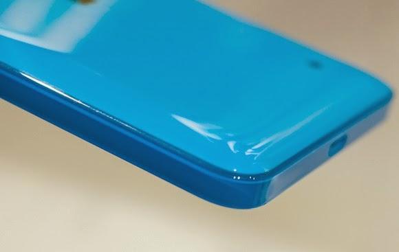 Lumia 640 scocca bordo