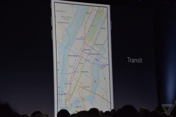 Mappe Apple WWDC 2015