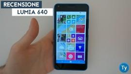 Recensione Microsoft Lumia 640 LTE: raffinatezza e prestazioni nella fascia bassa