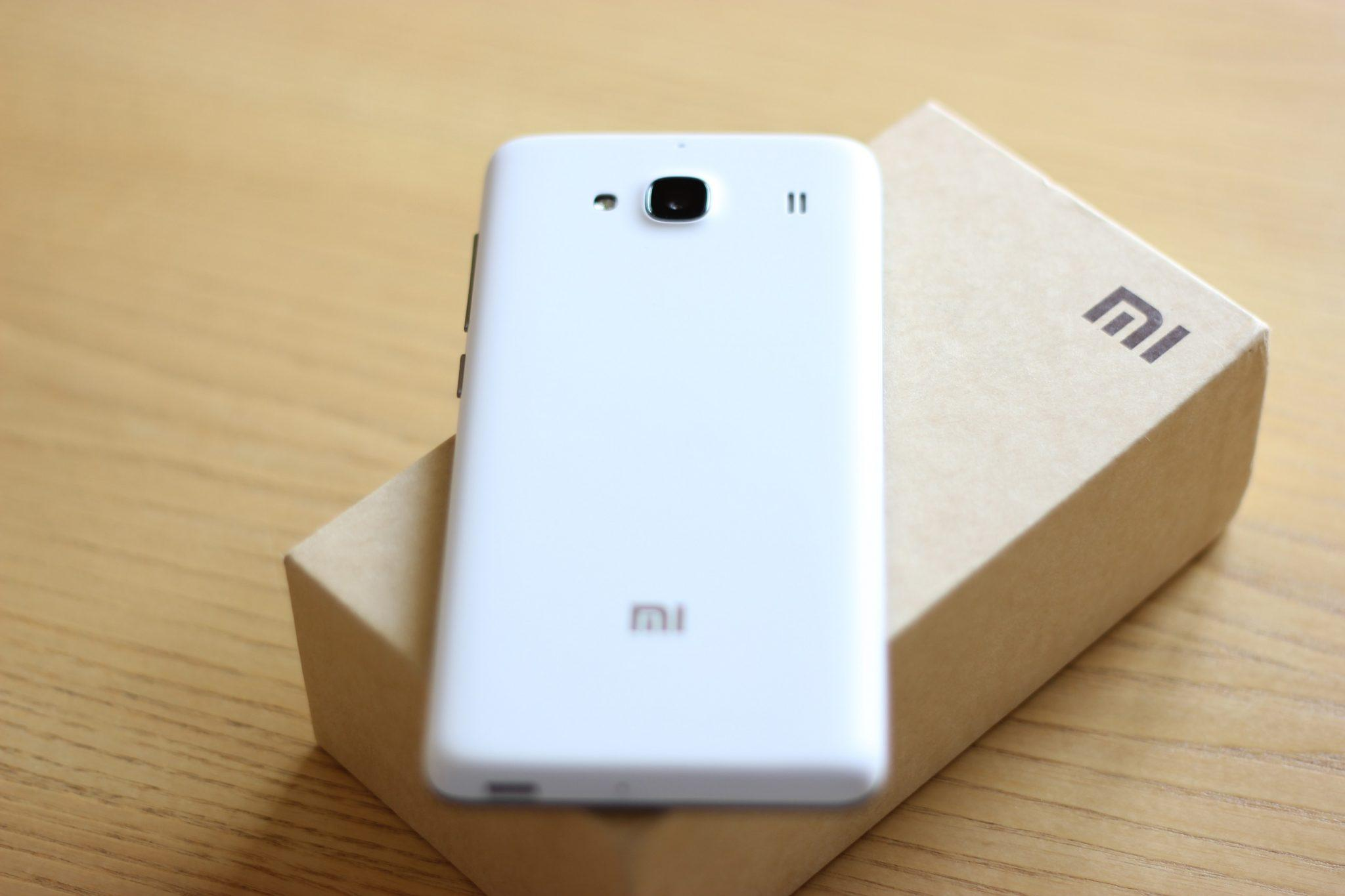 Design Xiaomi Red Mi 2