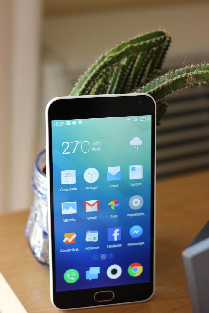 Meizu M2 Note Display