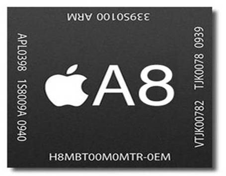 Processore Fancy A8