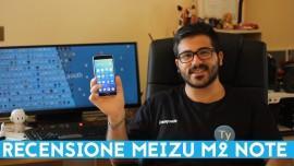 Recensione Meizu M2 Note: il phablet con FlymeOS e prezzo competitivo