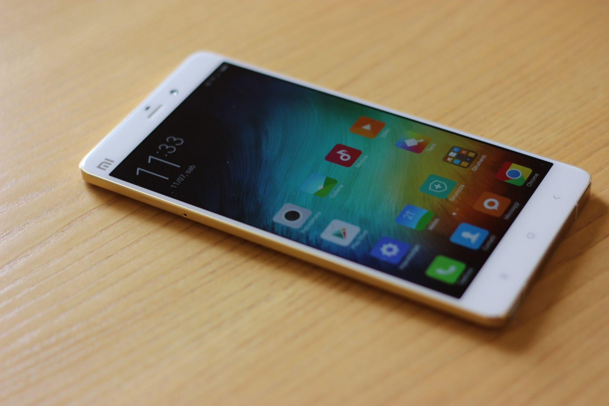 Xiaomi Mi Note Pro foto 1