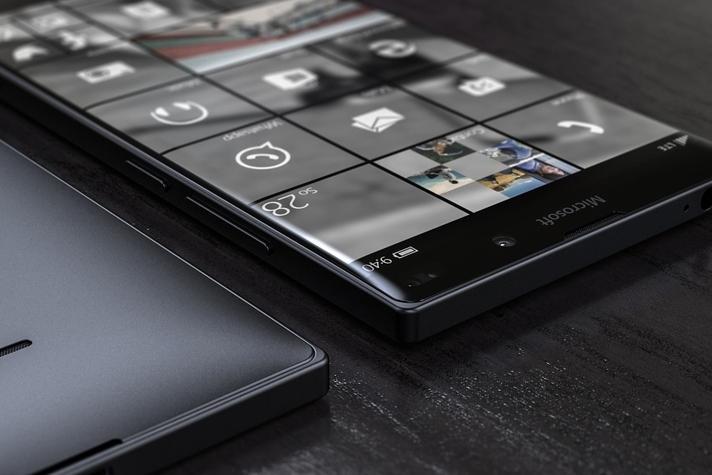 render Lumia 950