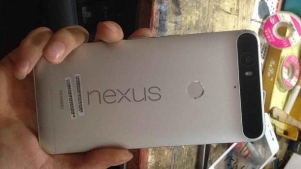 Google-Huawei Nexus