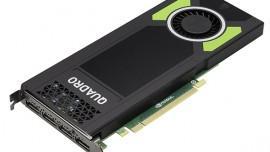 Nvidia Quadro M4000 e M5000, arriva una nuova generazione di schede video