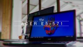 Recensione Acer A5-571