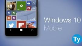 Windows 10 Mobile BUILD 10512 rilasciata ufficialmente agli Insider [Video]