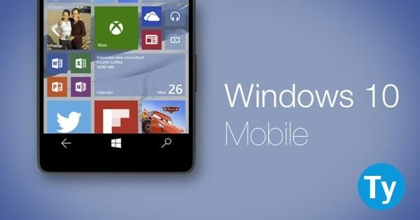 Aggiornamento a Windows 10 Mobile: le cause del ritardo