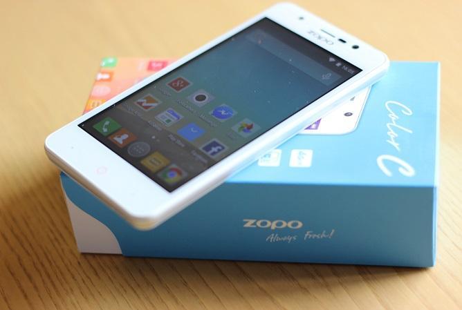 Zopo Color C design