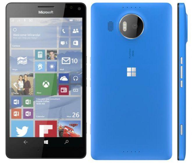 Lumia 950 render XL