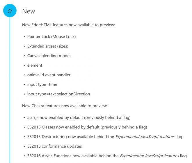 Windows 10 novità Build 10532