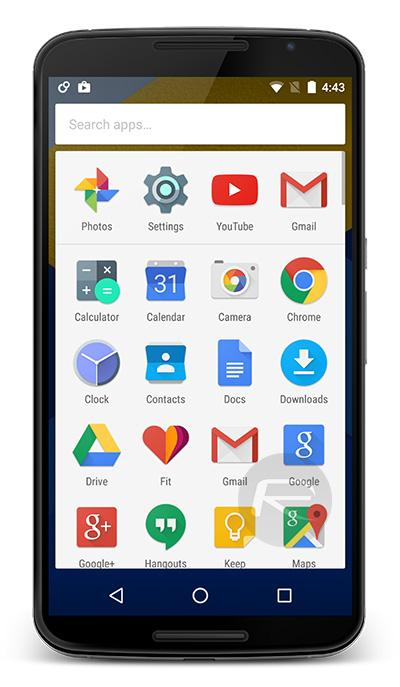 launcher Android Marshmallow