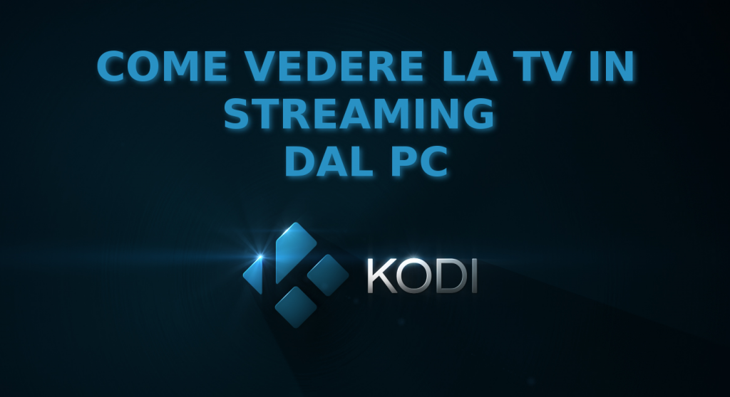 streaming tv kodi