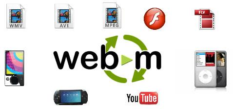 WebM Windows 10