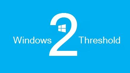 Windows 10 Threshold 2
