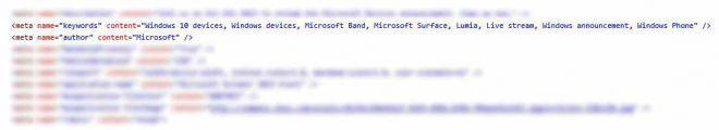 tag evento Microsoft