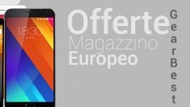 Meizu MX5, Xiaomi Mi4i, One Plus Two e molti altri smartphone in offerta su Gearbest