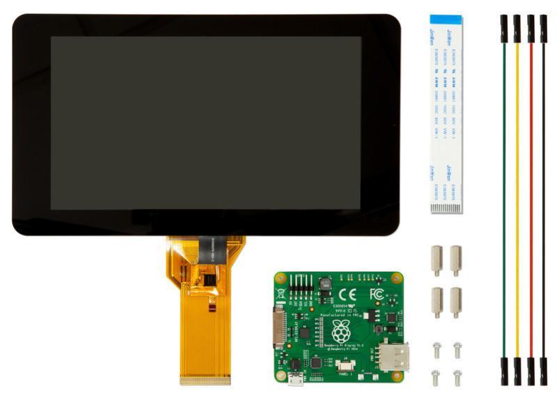 schermo per RaspBery Pi