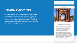 Accelerated Mobile Pages Google