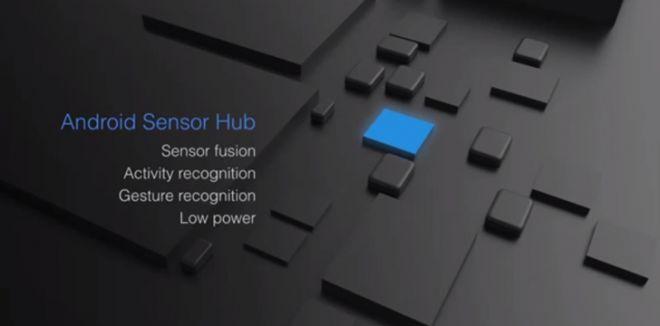 Android Sensor Hub