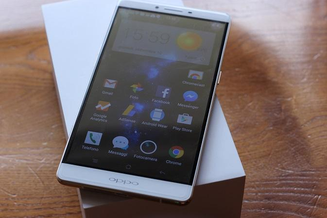 Oppo R7 Plus Display