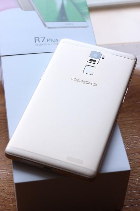 Oppo R7 Plus Retro