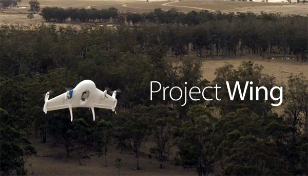 Project Wing Google