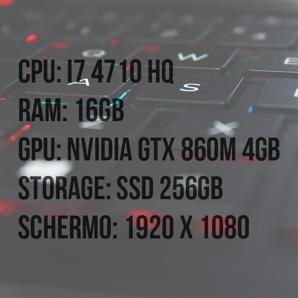 Specifiche Tecniche HP Omen