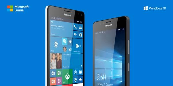 Lumia 950 e Lumia 950XL