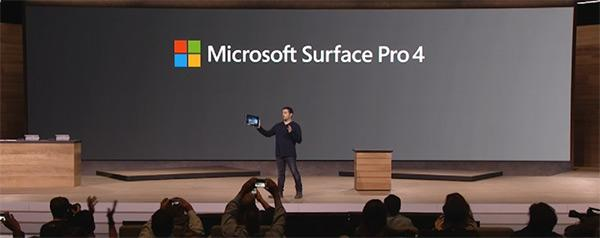 Surface 4 Pro