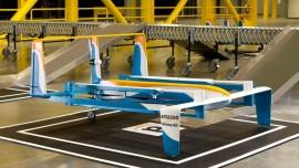 Amazon drone prime air