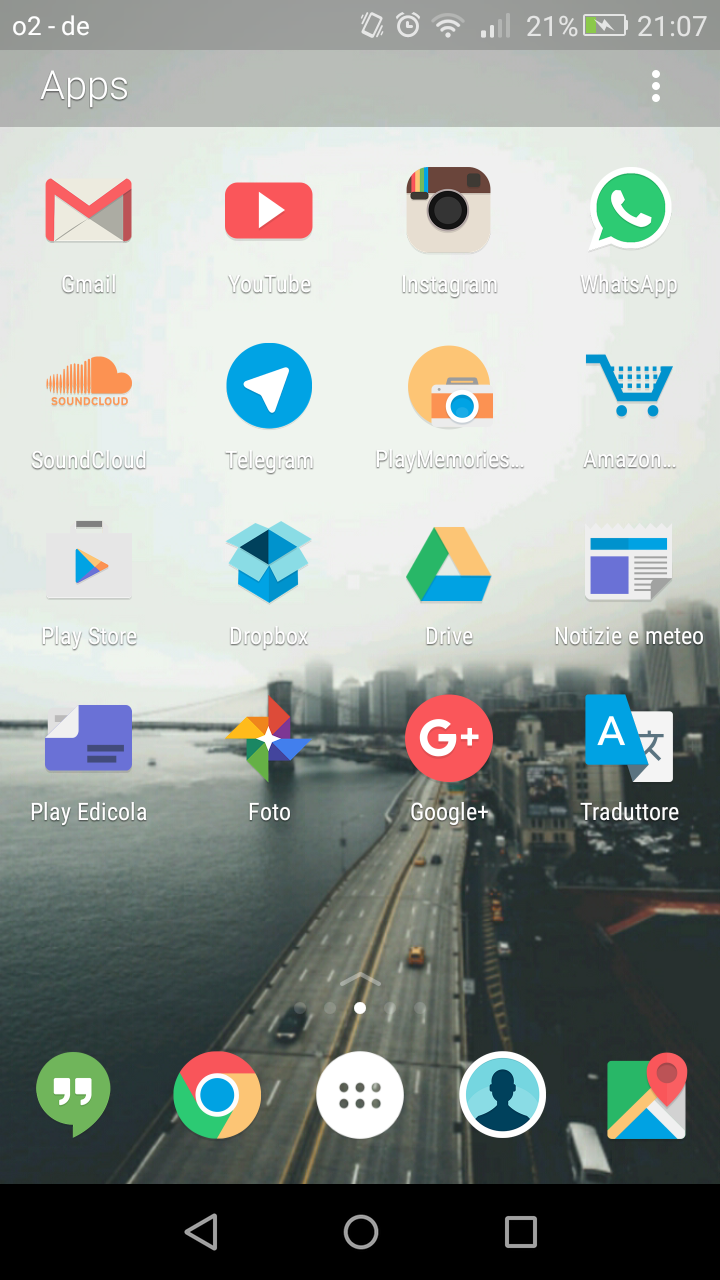 Arrow launcher Android