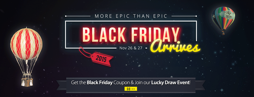 Black Friday GearBest