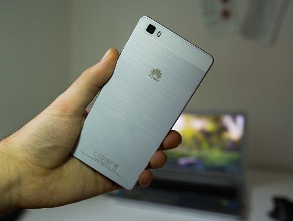 Huawei P8 Lite retro