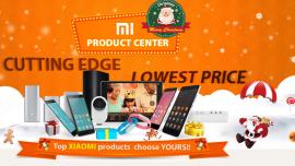 Migliori offerte natalizie per Xiaomi su GearBest per Dicembre 2015