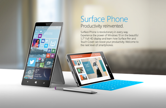 Surface Phone 2015