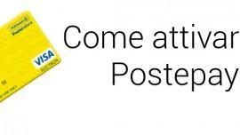 Come attivare Postepay: in ufficio postale, online e dopo un rinnovo