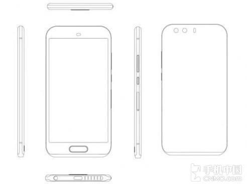 Design Huawei P9