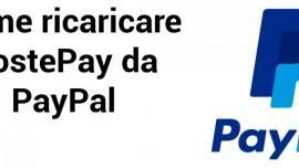 Ricaricare PostePay da PayPal