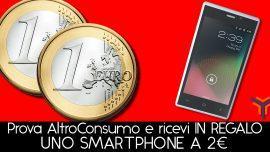 Smartphone gratis con Altroconsumo, come riceverlo in omaggio
