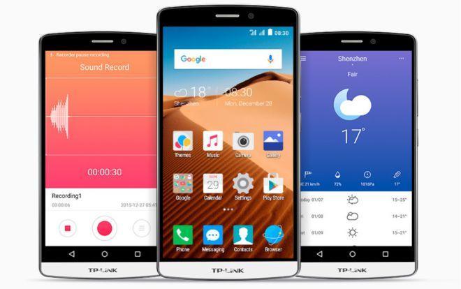 TP-LINK smartphone