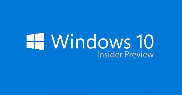 Windows 10 build 14251