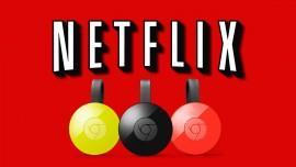 Come vedere Netflix con Google Chromecast: da Android e iPhone e da PC