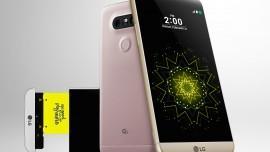 LG G5: lo smartphone modulare Android entra in scena al Mobile World Congress