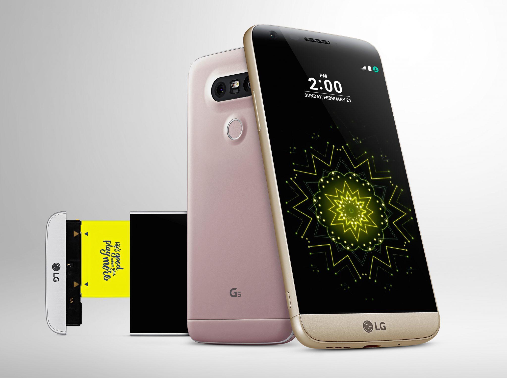 LG G5 ufficiale
