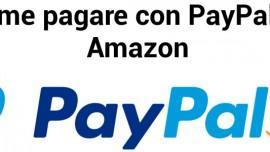 Pagare con PayPal su Amazon